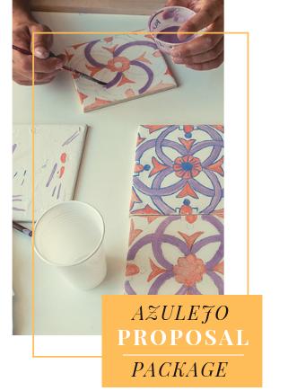 Azulejo Workshop Proposal in Portugal