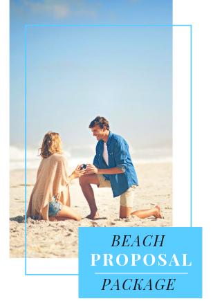 Beach Proposal in Portugal