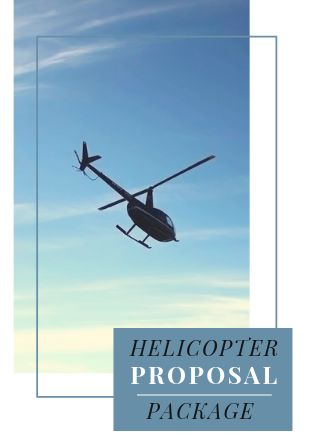Helicopter Proposal in Portugal