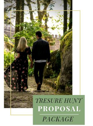 Tresure Hunt Proposal in Portugal