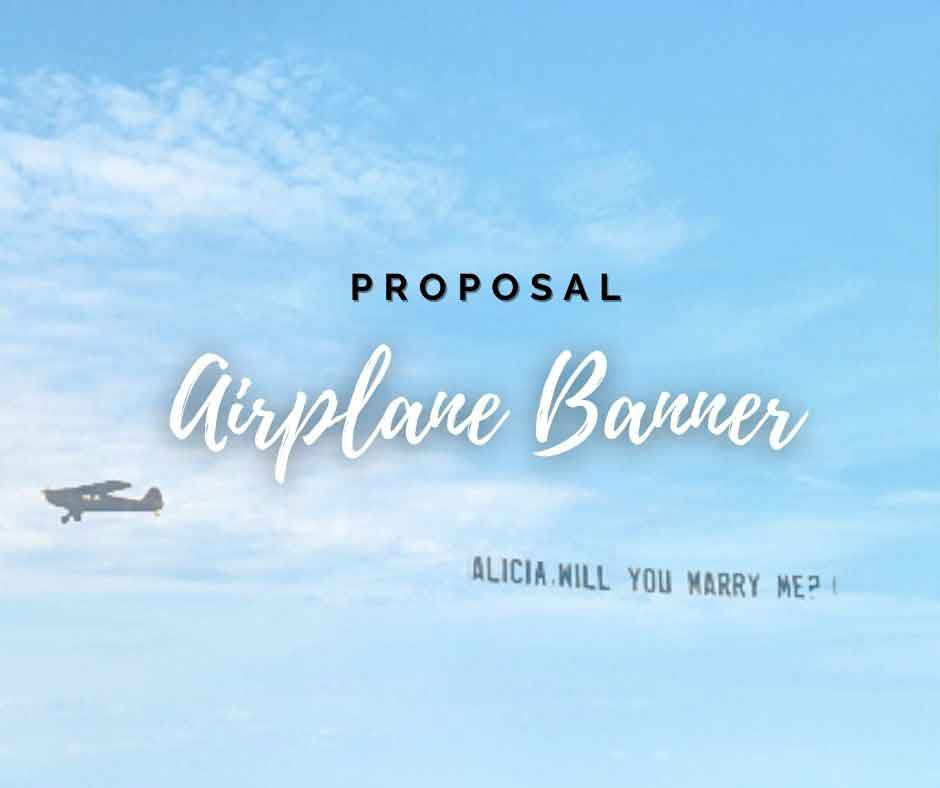 Airplane Banner Proposal Package