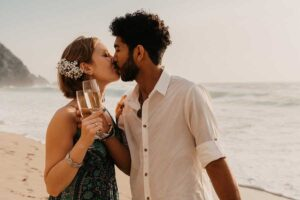 Beach Marriage Proposal Package