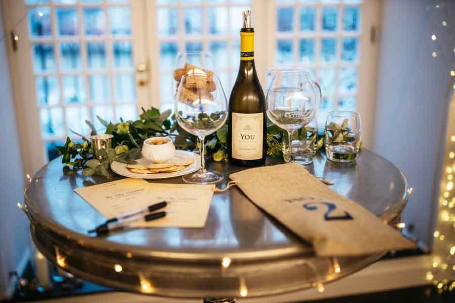 Wine Lovers Proposal Package