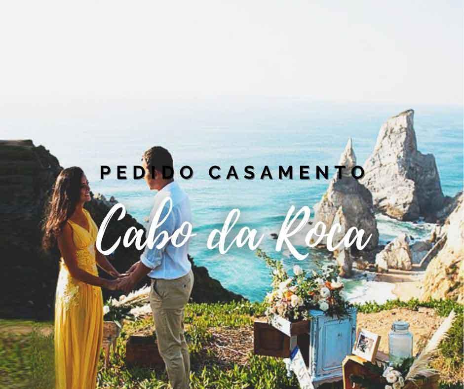 Pedido Casamento Cabo Roca