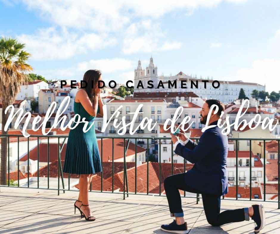 Pacote Pedido de Casamento em Lisboa